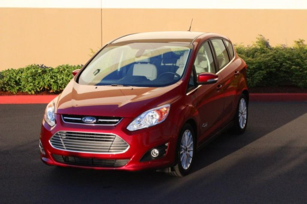2014 ford c max energi information and photos zombiedrive. Black Bedroom Furniture Sets. Home Design Ideas