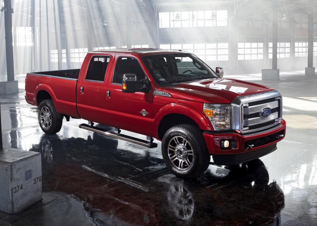 2014 Ford F-450 Super Duty - Information and photos - Zomb Drive