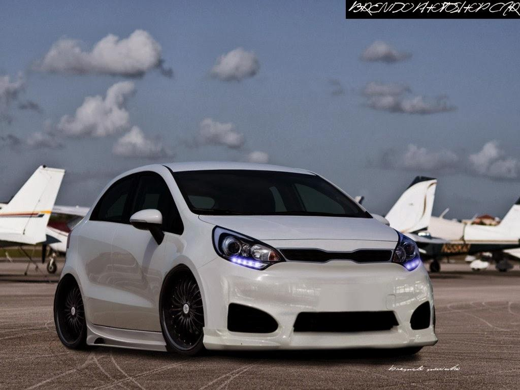2014 Kia Rio Information And Photos Zombiedrive