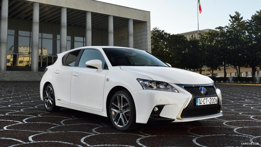 2014 lexus ct 200h information and photos zombiedrive. Black Bedroom Furniture Sets. Home Design Ideas
