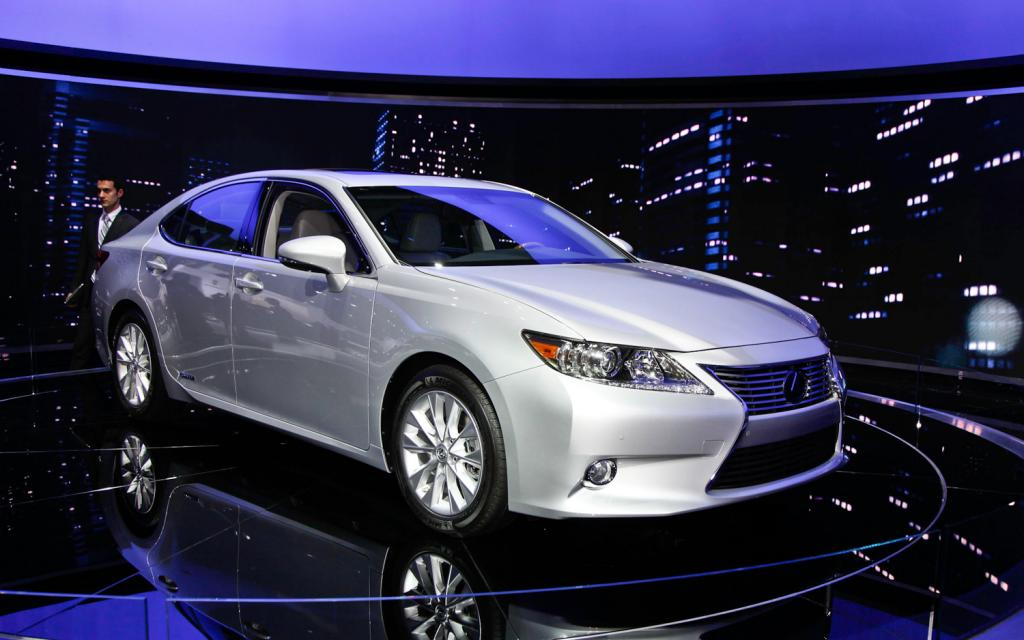 2014 lexus es 350 information and photos zombiedrive. Black Bedroom Furniture Sets. Home Design Ideas