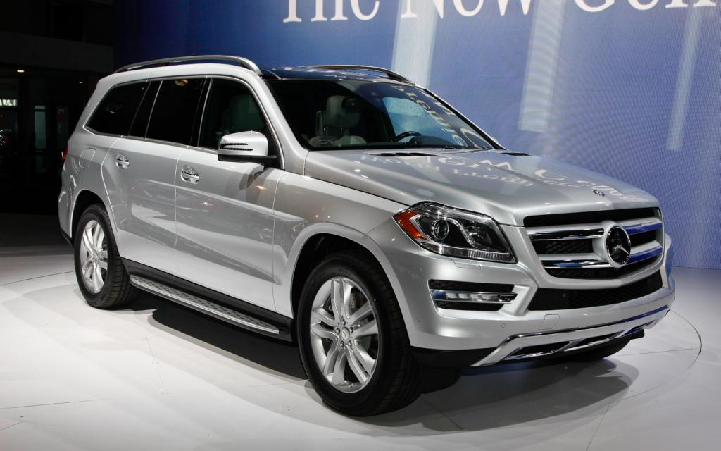 2014 mercedes benz gl class information and photos for 2014 mercedes benz gl