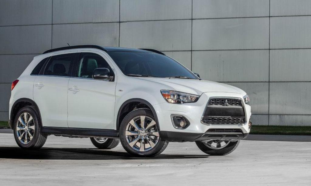 2014 mitsubishi outlander sport information and photos zombiedrive. Black Bedroom Furniture Sets. Home Design Ideas