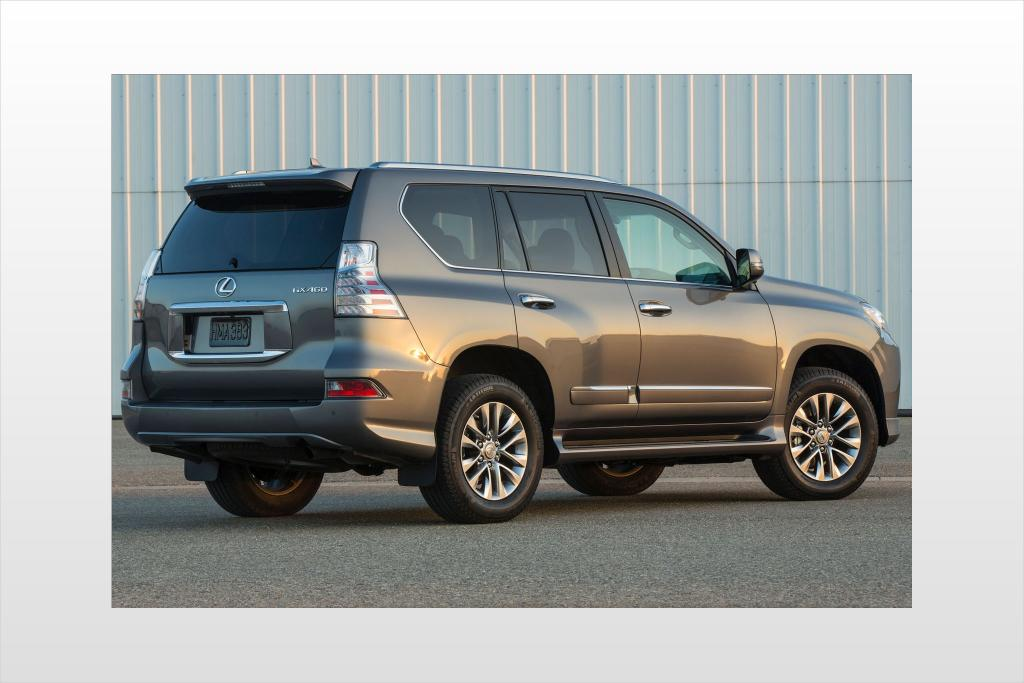 2014 lexus gx 460 information and photos zombiedrive. Black Bedroom Furniture Sets. Home Design Ideas
