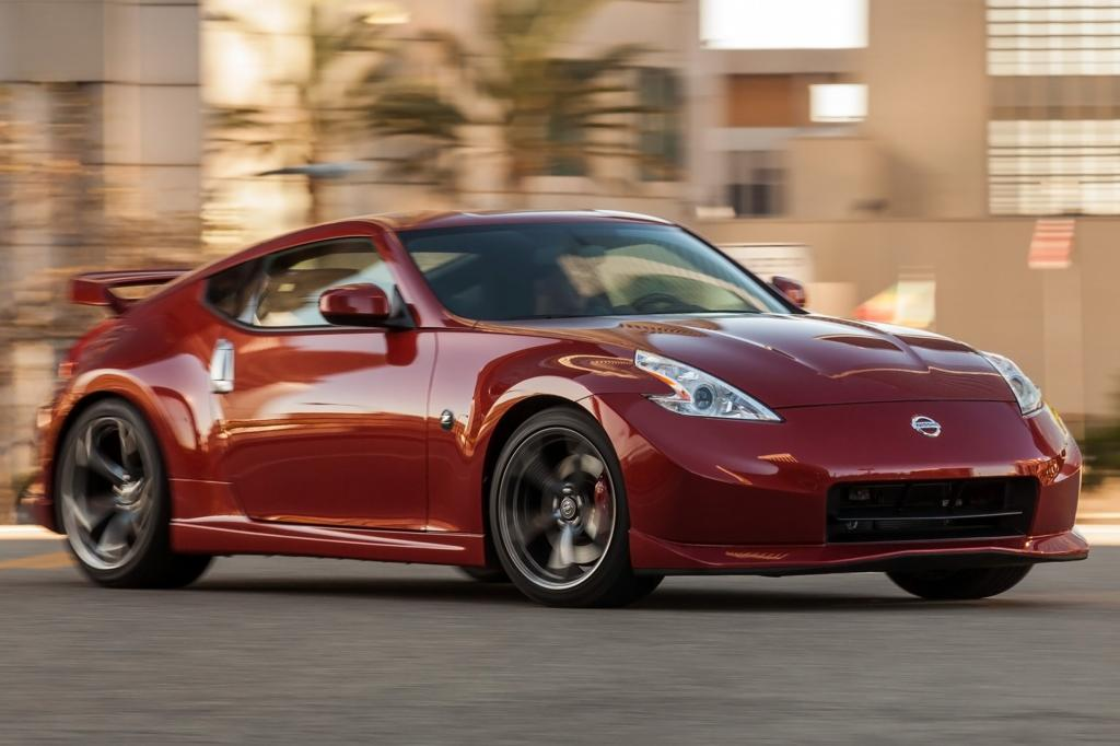 2014 Nissan 370z Information And Photos Zombiedrive