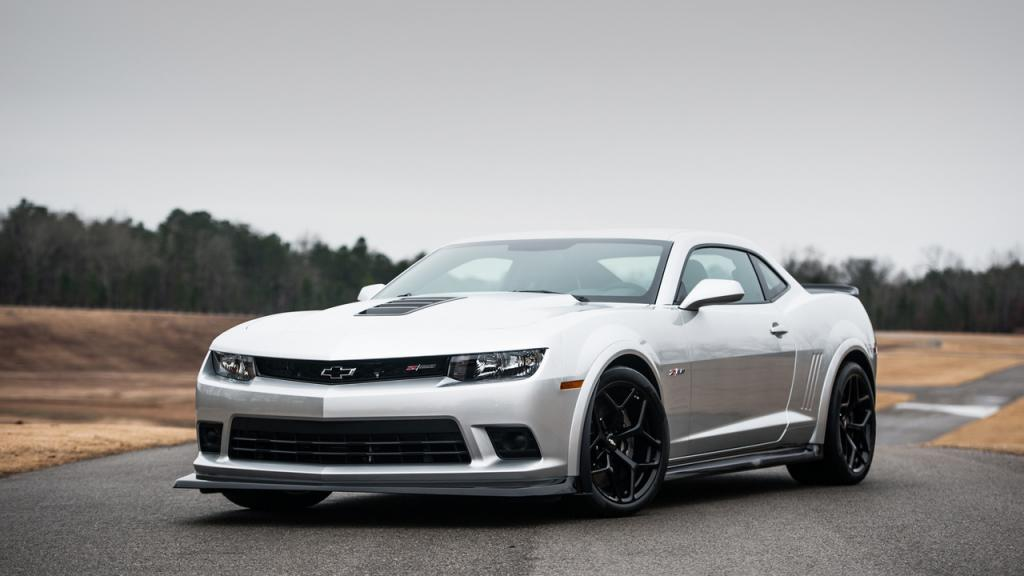 2015 Chevrolet Camaro Information And Photos Zombiedrive