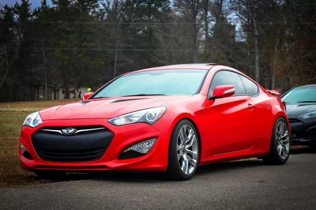 2015 hyundai genesis coupe information and photos. Black Bedroom Furniture Sets. Home Design Ideas