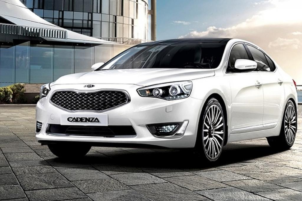 2015 kia cadenza information and photos zombiedrive. Black Bedroom Furniture Sets. Home Design Ideas