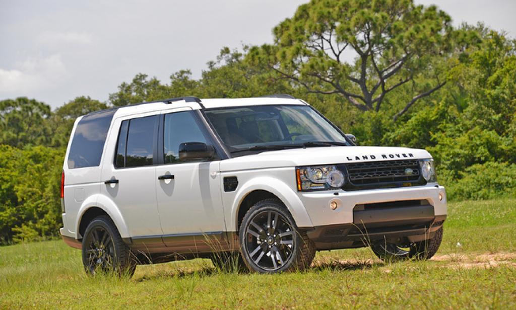 2015 Land Rover LR4 - Information and photos - ZombieDrive
