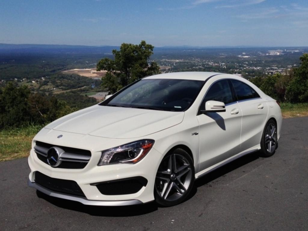 2015 Mercedes Benz Cla Class Information And Photos