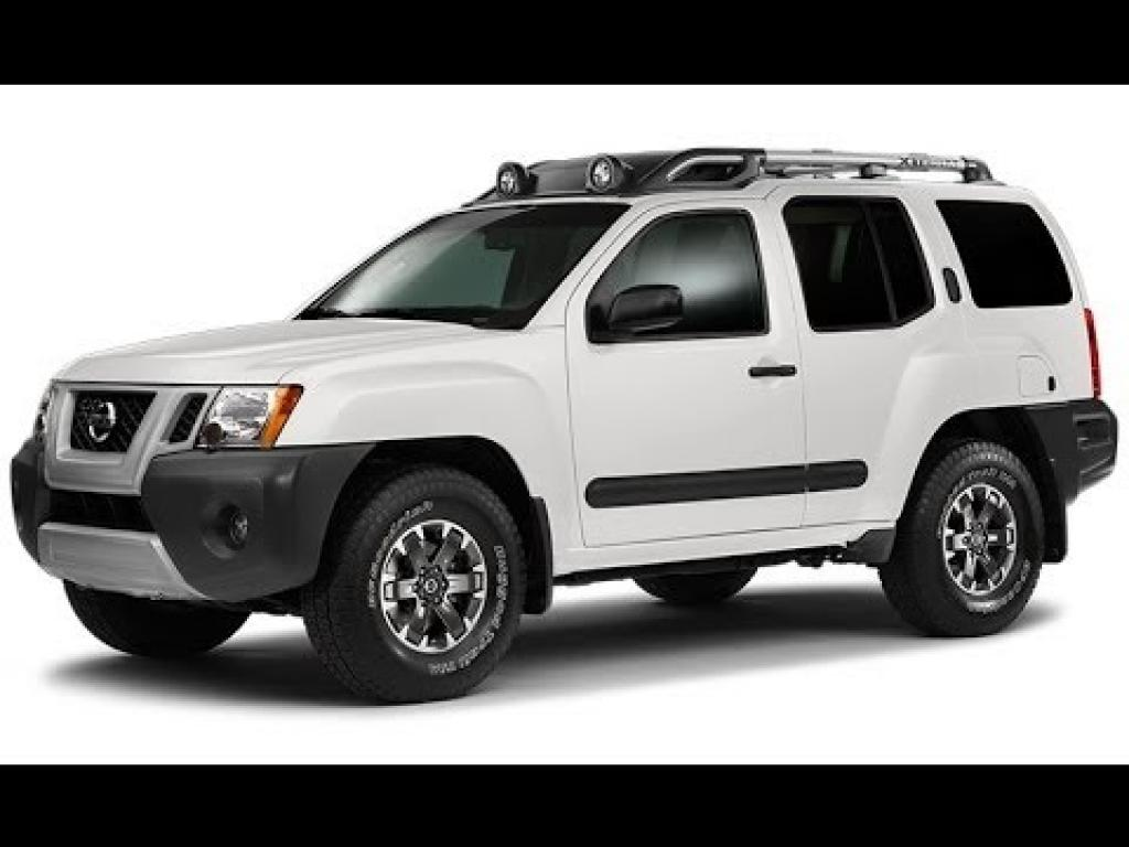 2015 nissan xterra information and photos zombiedrive. Black Bedroom Furniture Sets. Home Design Ideas