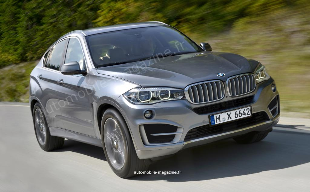 2016 Bmw X7 Information And Photos Zombiedrive