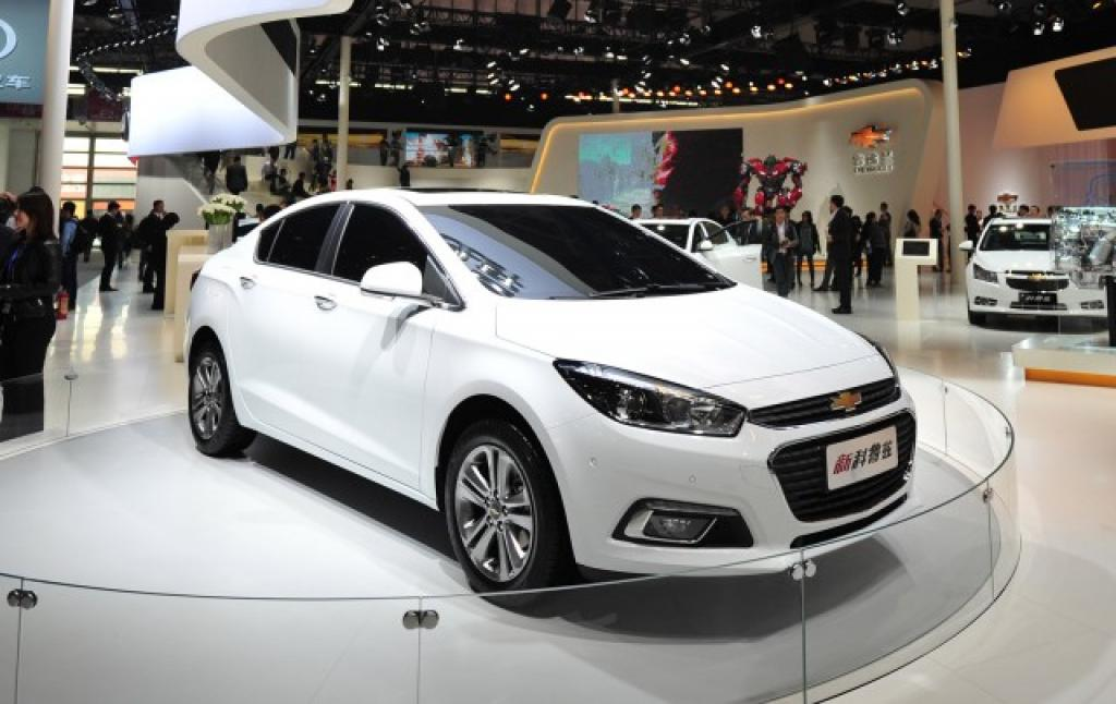 2016 Chevrolet Cruze Information And Photos Zombiedrive