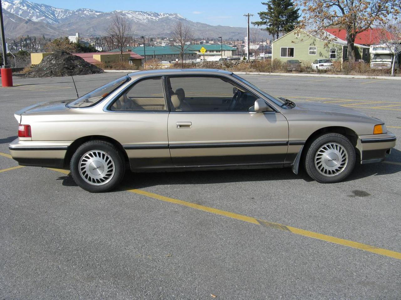 1990 Acura Legend - Information and photos - ZombieDrive