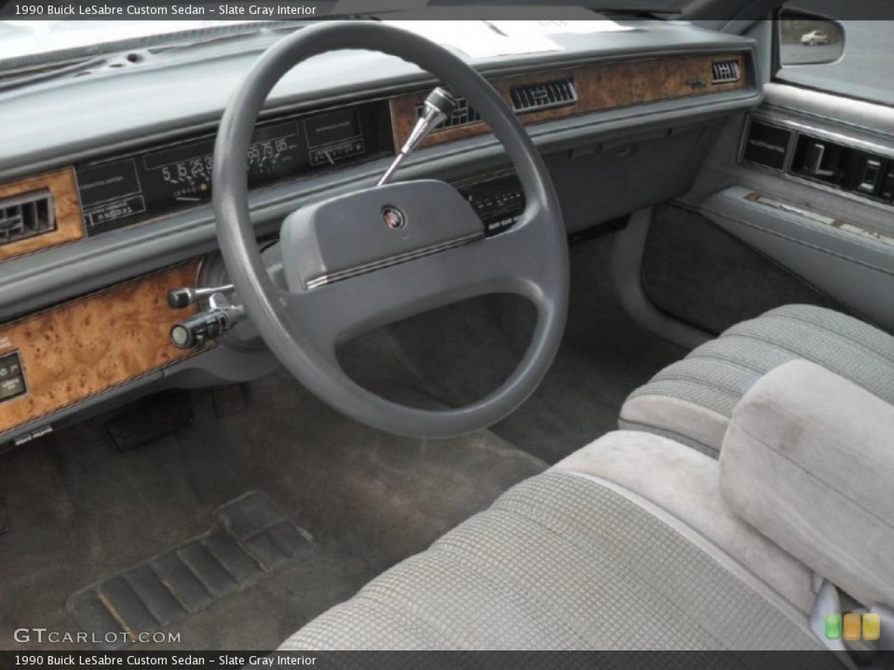 Buick Lesabre on 1989 Buick Lesabre