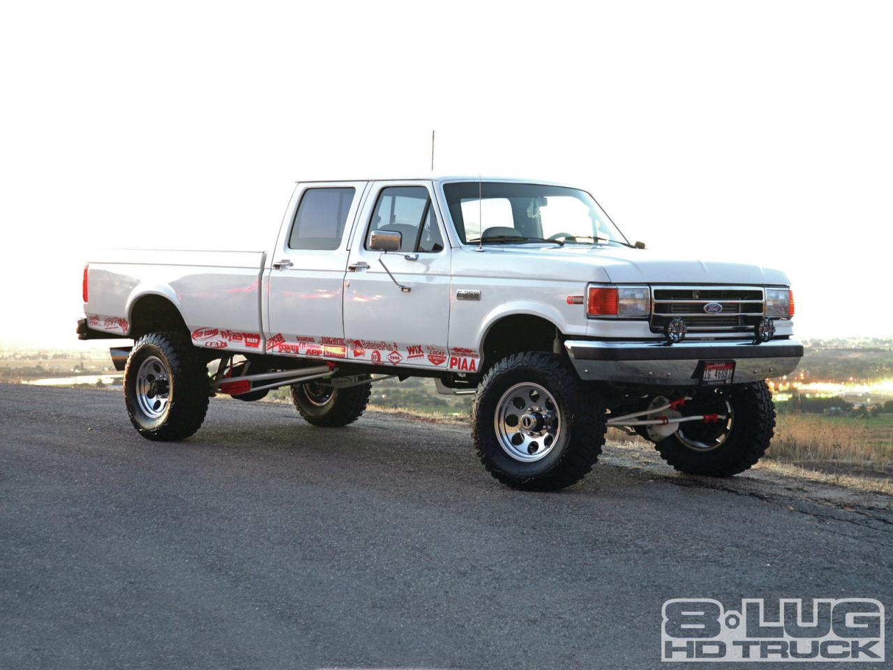 1990 ford f 350 information and photos zombiedrive. Black Bedroom Furniture Sets. Home Design Ideas