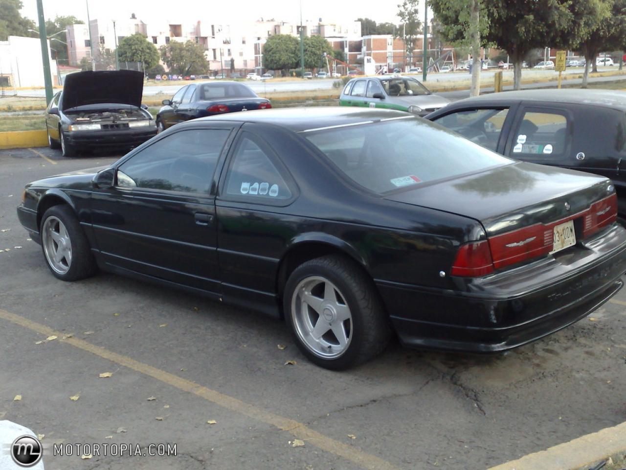 800 1024 1280 1600 origin 1990 Ford Thunderbird ...