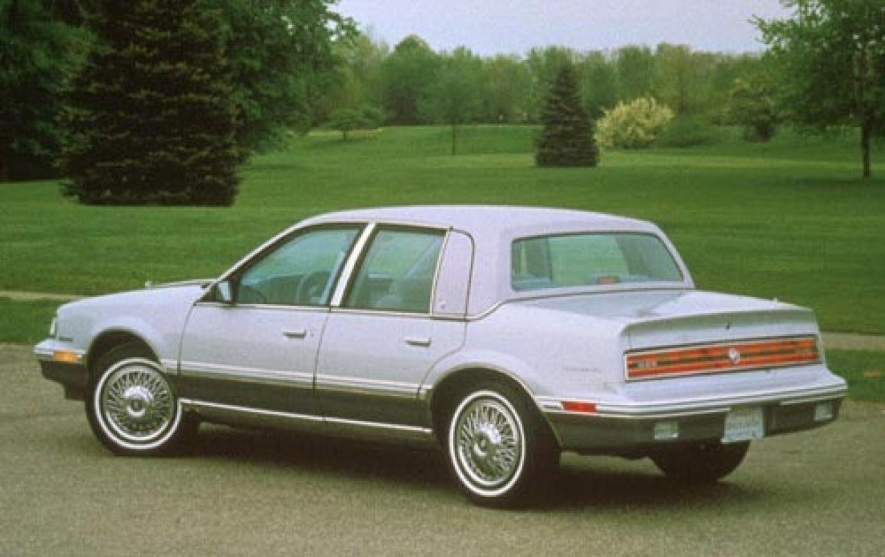 Buick Skylark Sedan Luxury Rq Oem on 89 Buick Lesabre