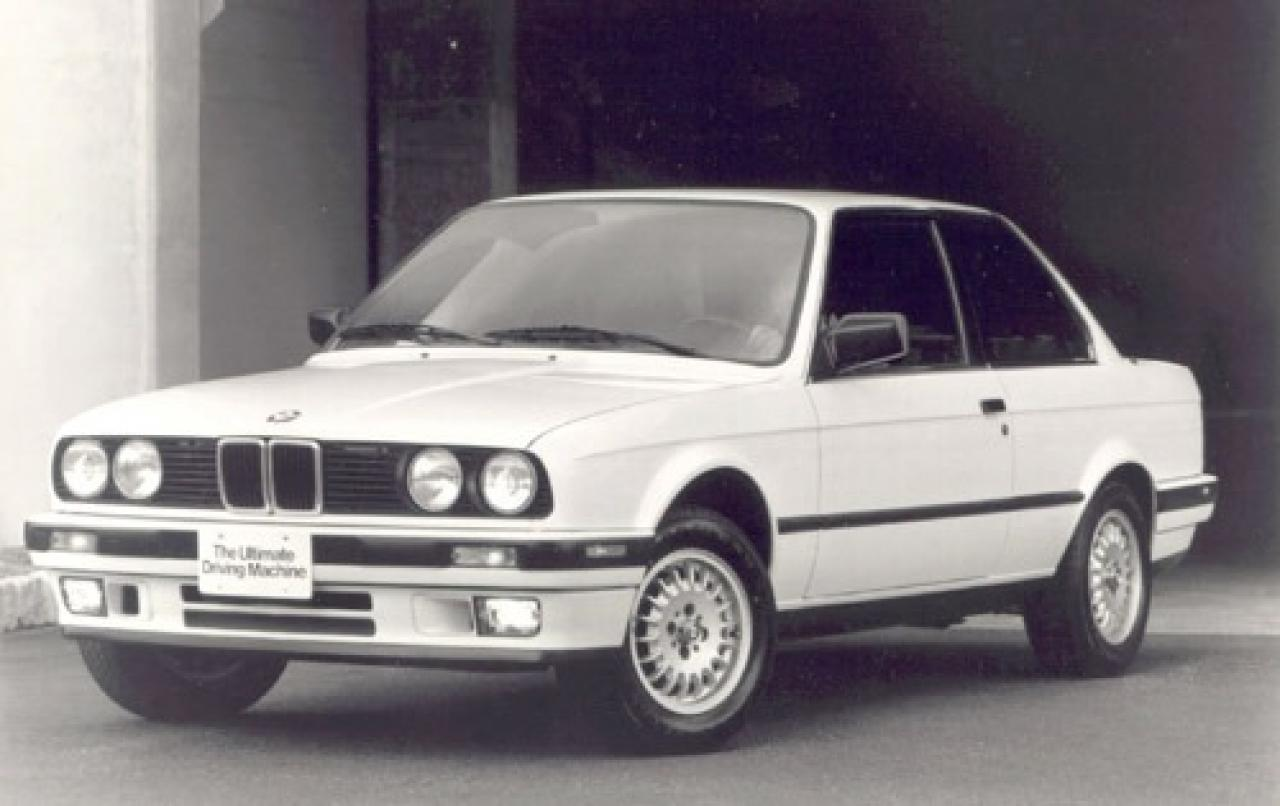 1990 Bmw 3 Series - Information And Photos