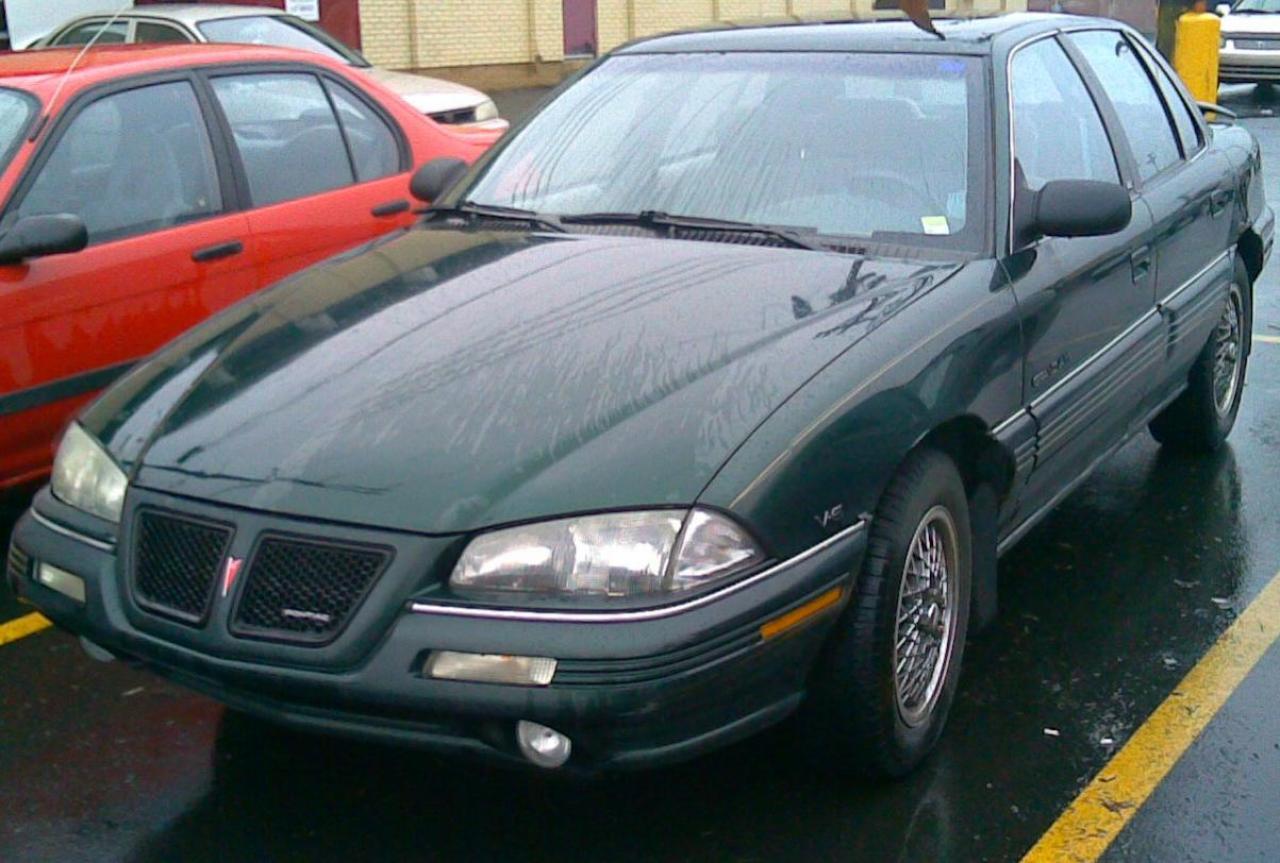 800 1024 1280 1600 Origin 1992 Pontiac Grand Am
