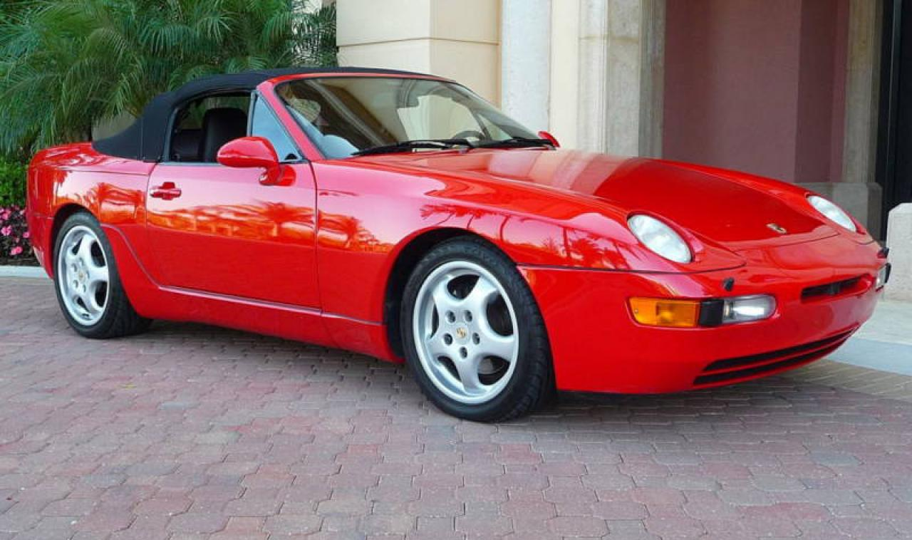 1992 Porsche 968 Information And Photos Zombiedrive