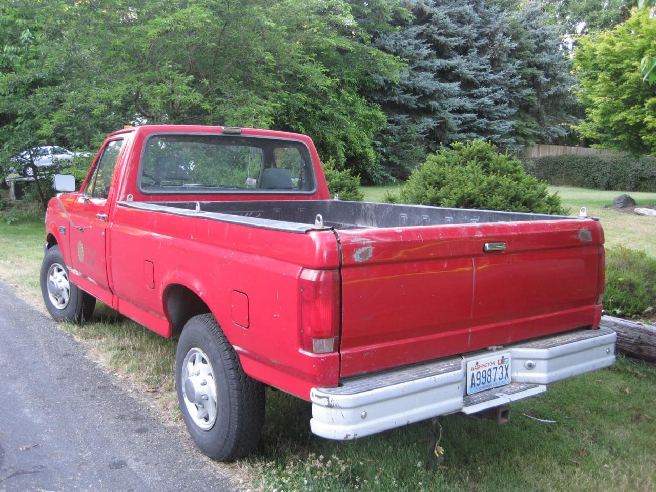 1993 Ford F-250 - Information And Photos