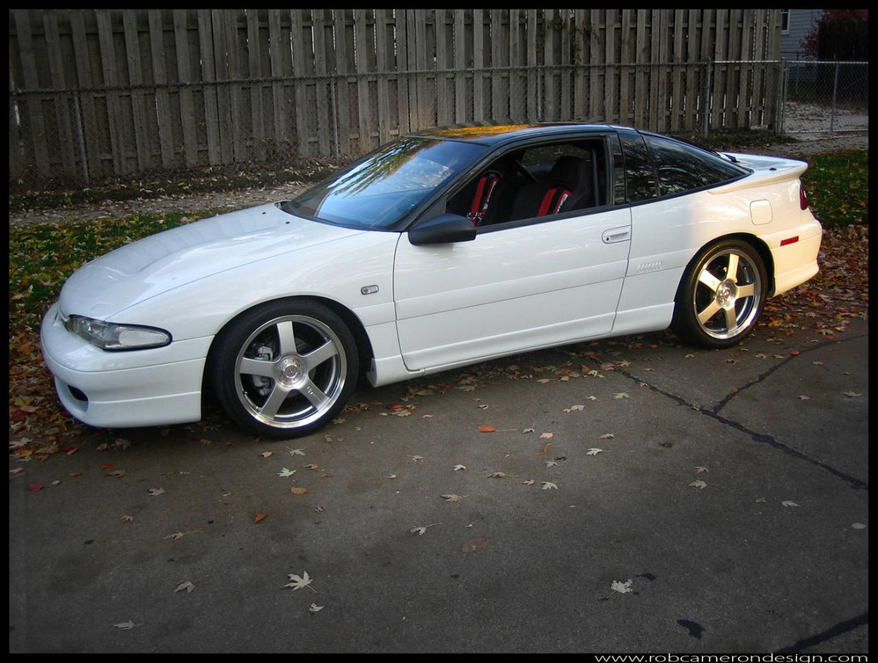 1993 Mitsubishi Eclipse - Information and photos - ZombieDrive