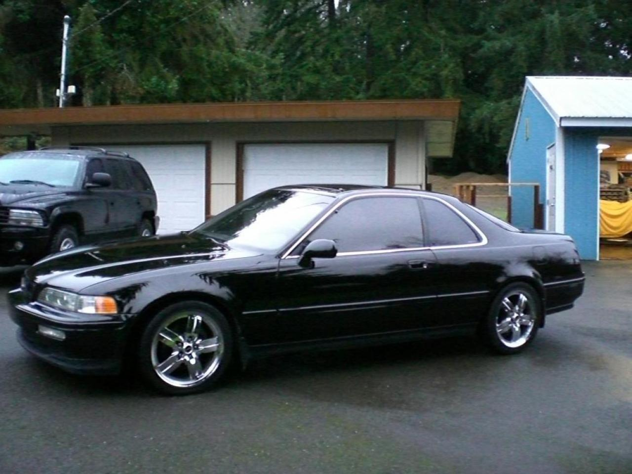 1994 Acura Legend - Information and photos - ZombieDrive