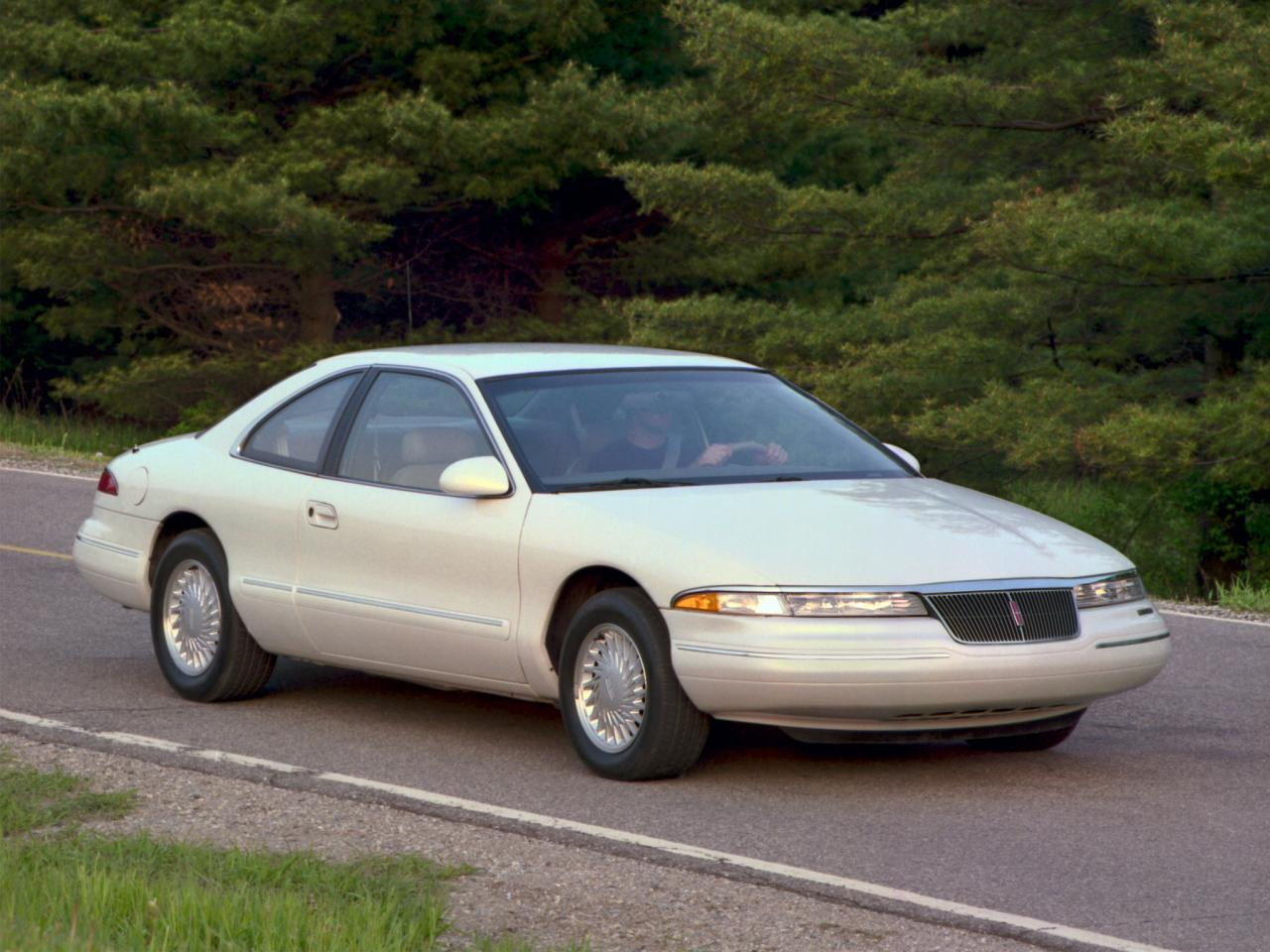 1994 Lincoln Mark Viii Information And Photos Zombiedrive