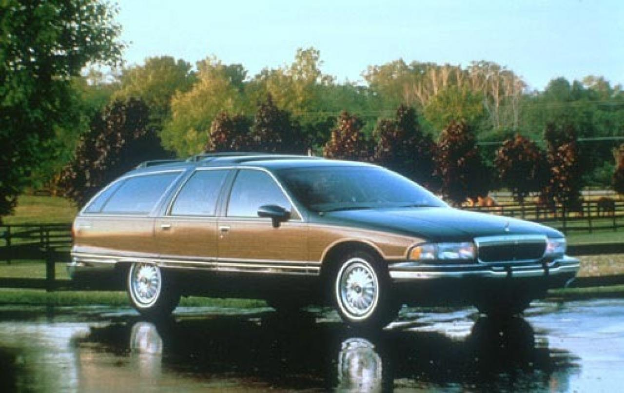 1994 buick roadmaster information and photos zombiedrive. Black Bedroom Furniture Sets. Home Design Ideas