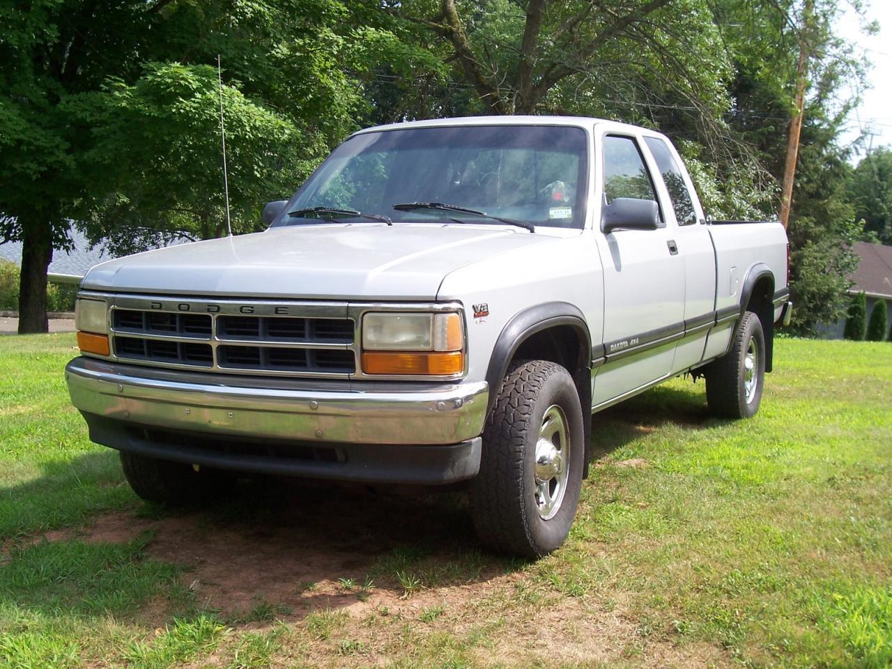 1995 Dodge Dakota Information And Photos Zomb Drive