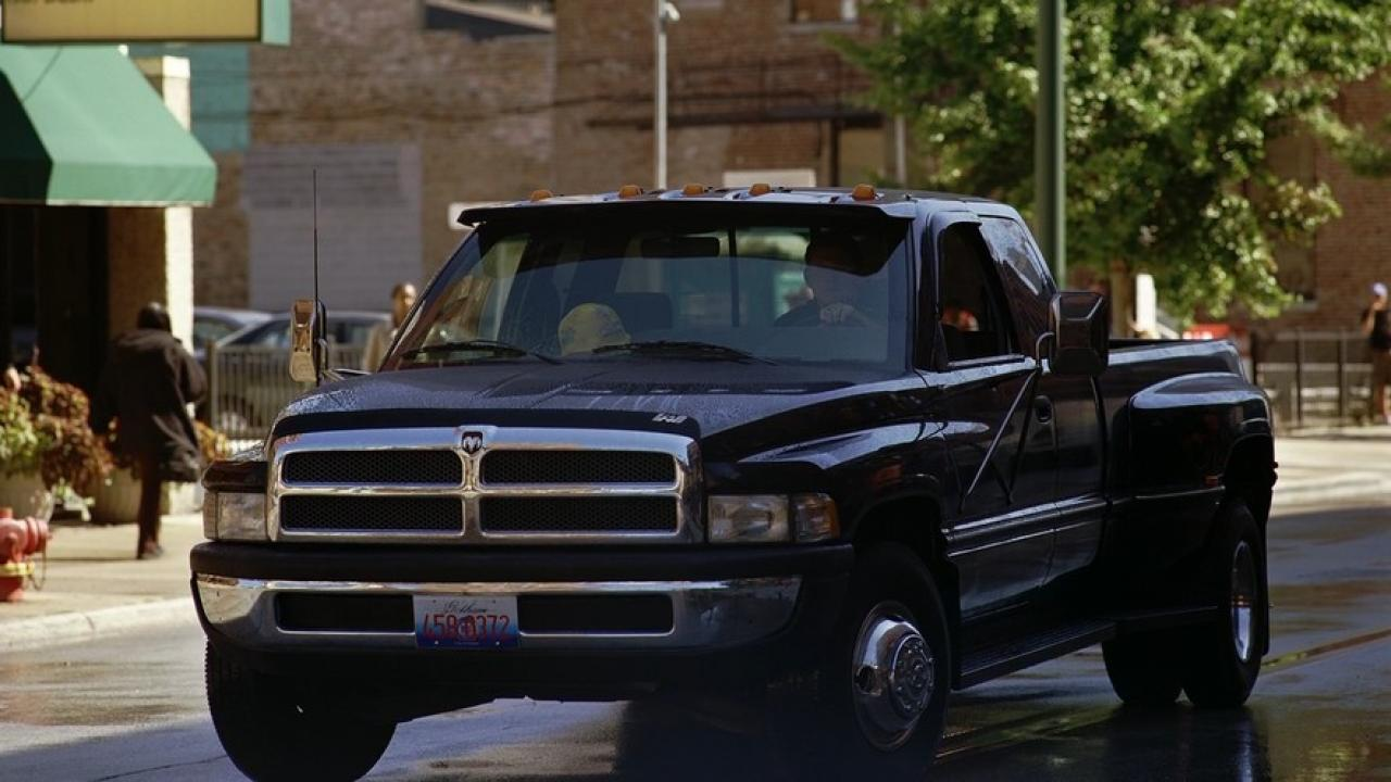 Dodge Ram Pickup on 1995 Dodge Ram 1500