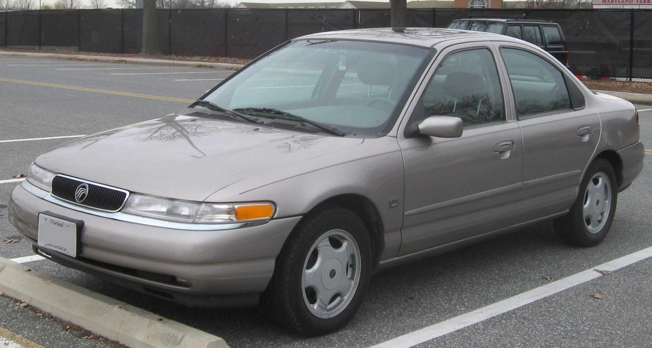 1995 Ford Contour Information And Photos Zomb Drive