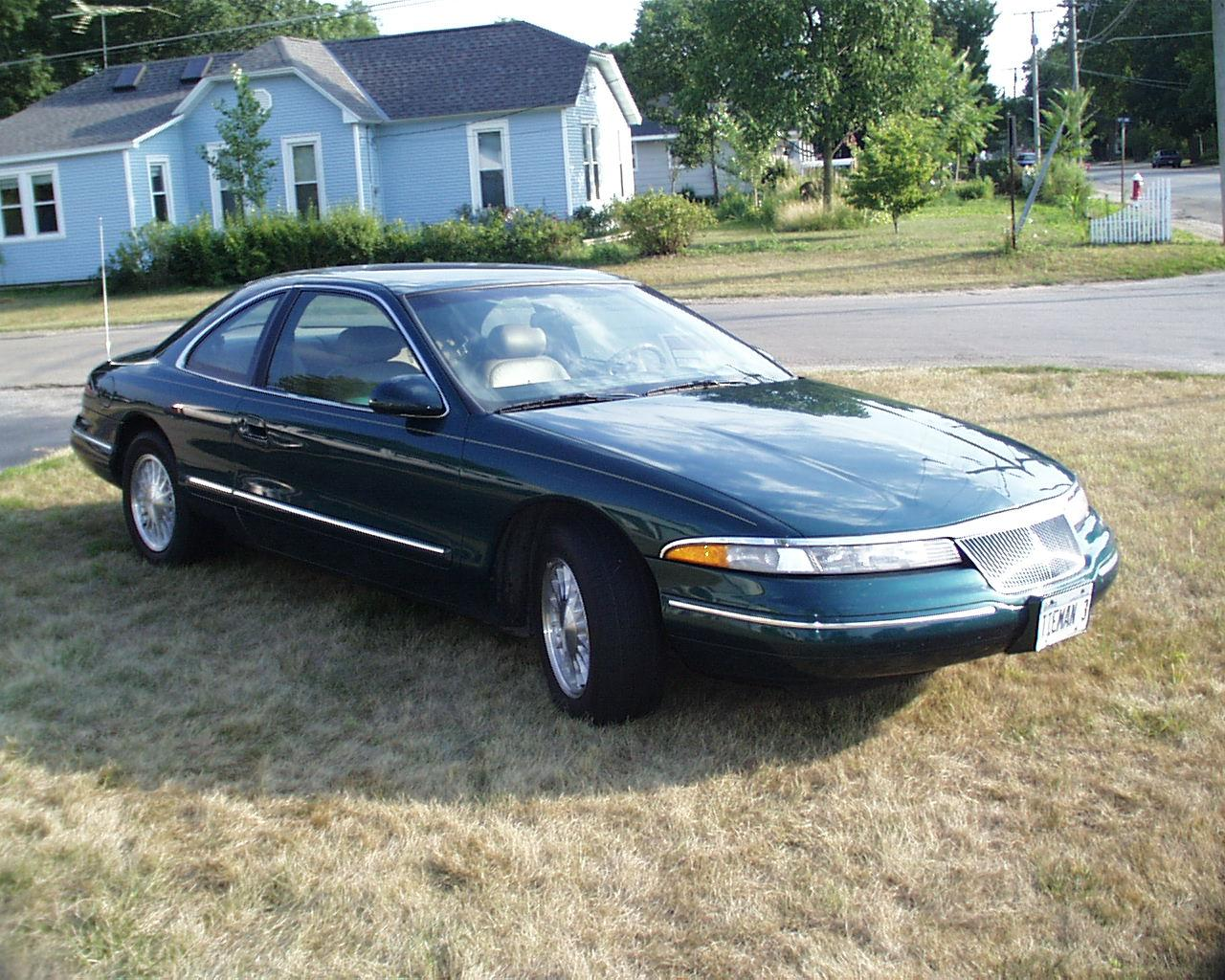 1995 Lincoln Mark Viii Information And Photos Zombiedrive