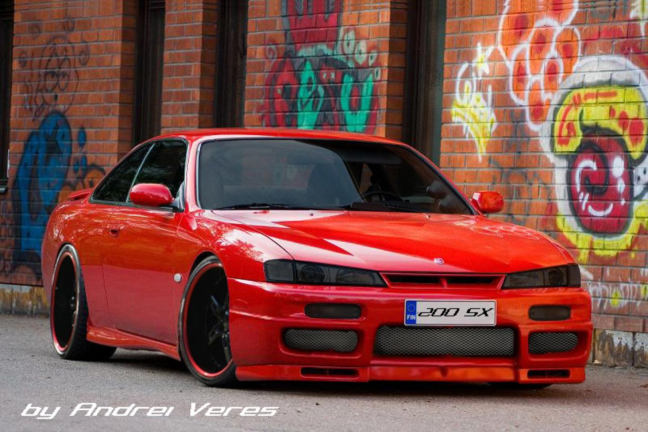 1995 nissan 200sx information and photos zombiedrive. Black Bedroom Furniture Sets. Home Design Ideas