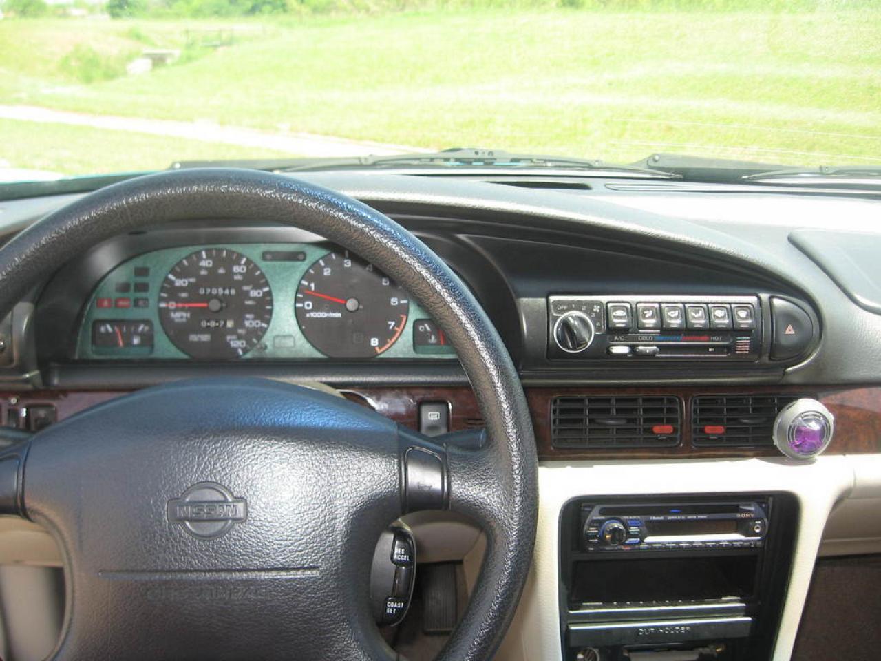 1995 nissan altima interior ~ instainteriors