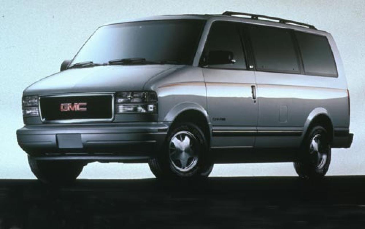 Gmc Minivan Models Images