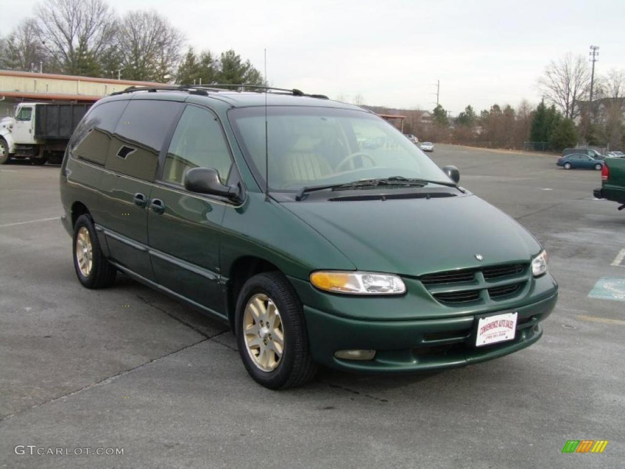 1996 dodge grand caravan information and photos zombiedrive. Black Bedroom Furniture Sets. Home Design Ideas