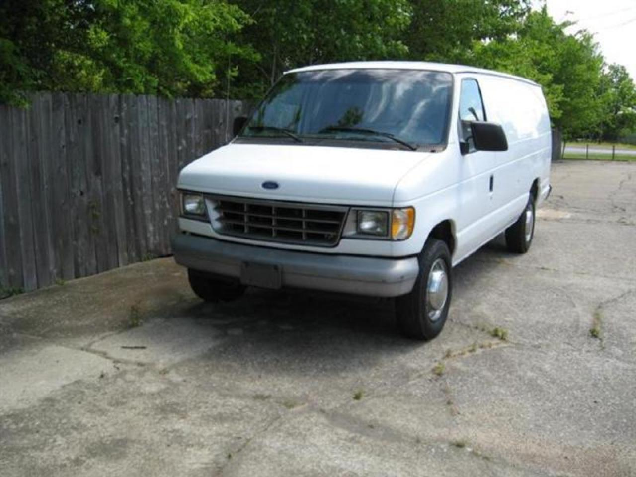 1996 ford e 250 information and photos zombiedrive. Black Bedroom Furniture Sets. Home Design Ideas