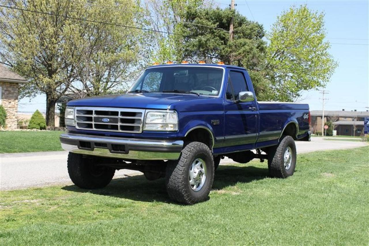 1996 ford f 350 information and photos zombiedrive. Black Bedroom Furniture Sets. Home Design Ideas