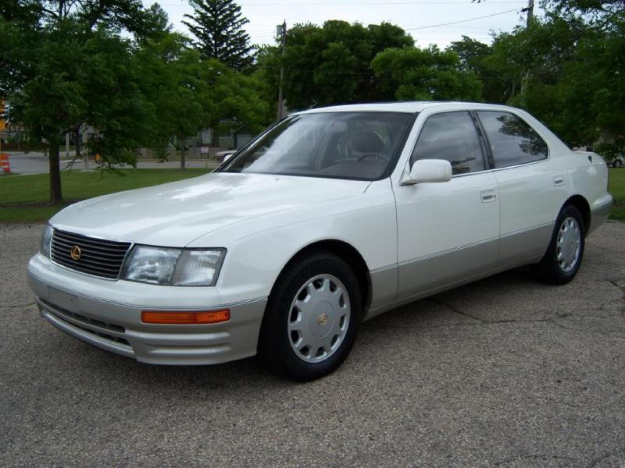 Lexus Ls on 1996 Lexus Ls400