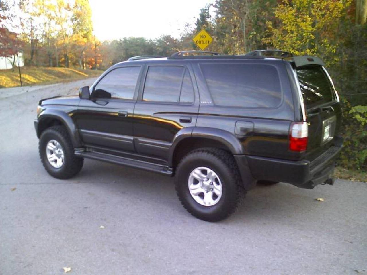 1996 Toyota 4runner Information And Photos Zombiedrive