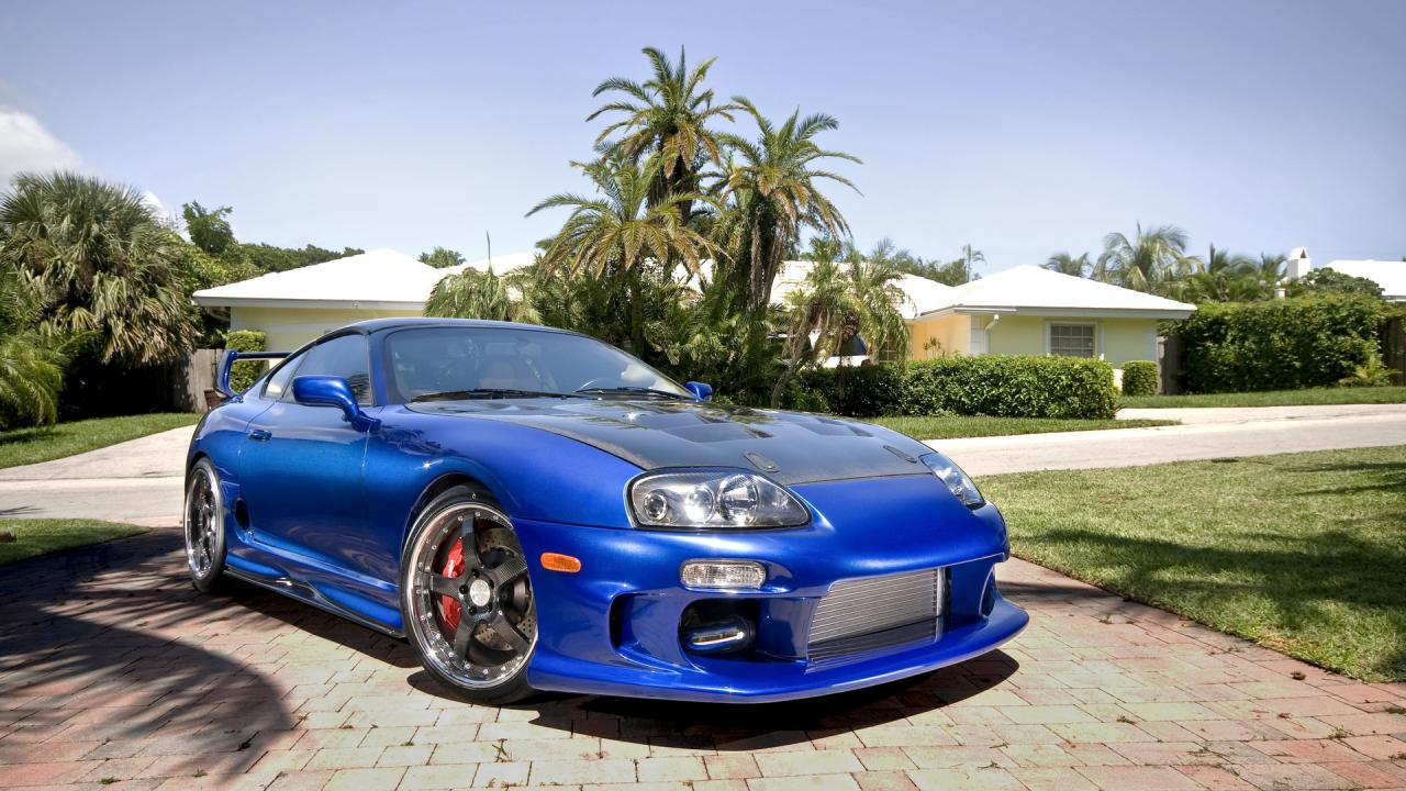 1996 toyota supra information and photos zombiedrive. Black Bedroom Furniture Sets. Home Design Ideas