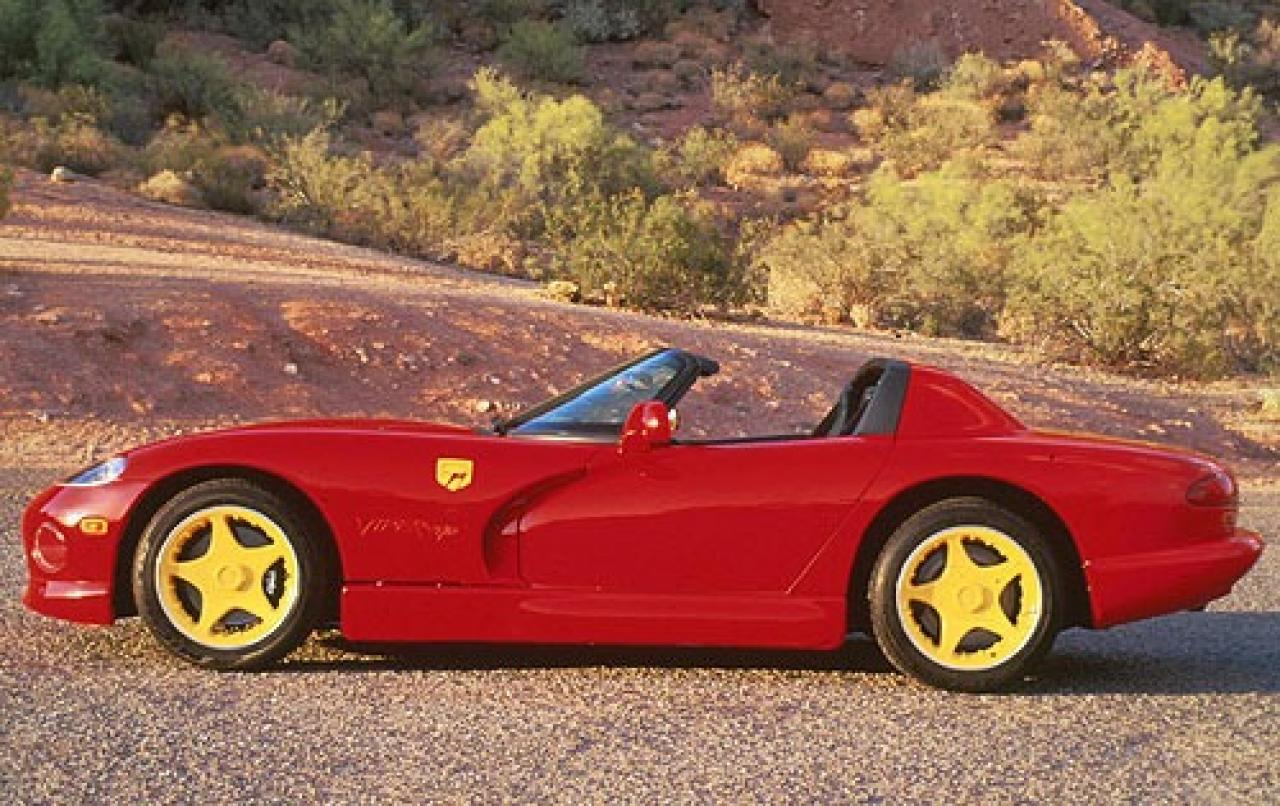 1996 dodge viper information and photos zombiedrive. Black Bedroom Furniture Sets. Home Design Ideas