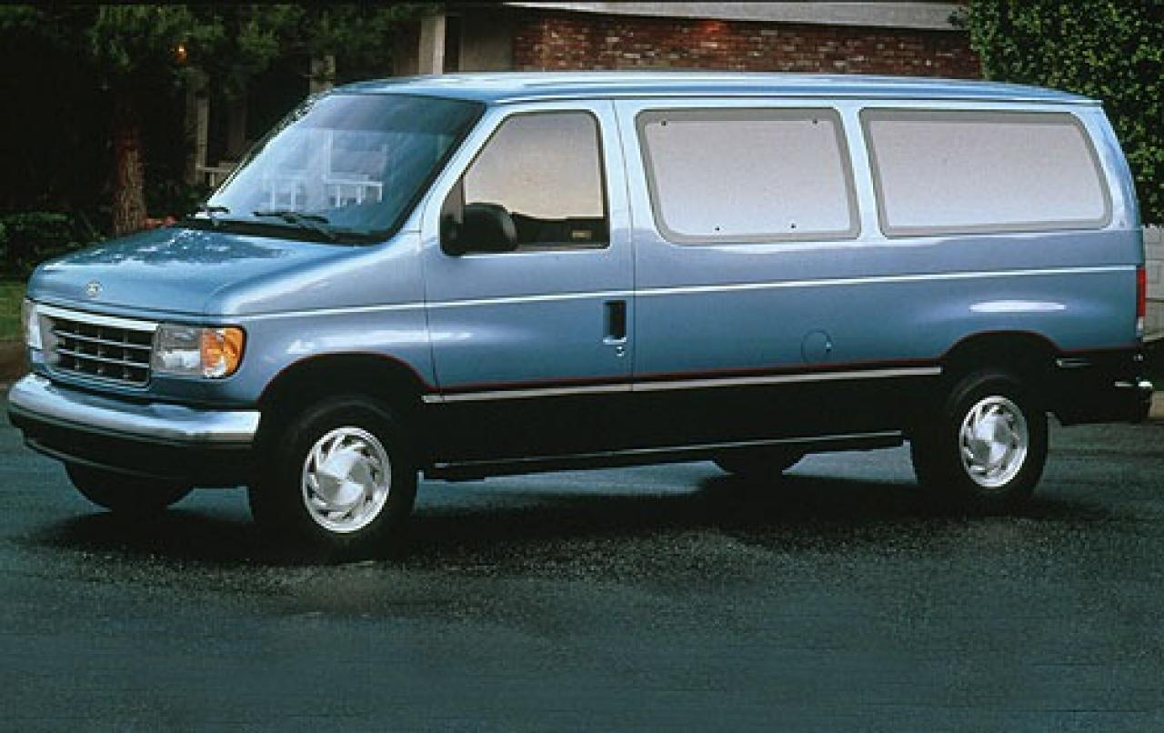 1996 Ford E 150 Information And Photos Zombiedrive