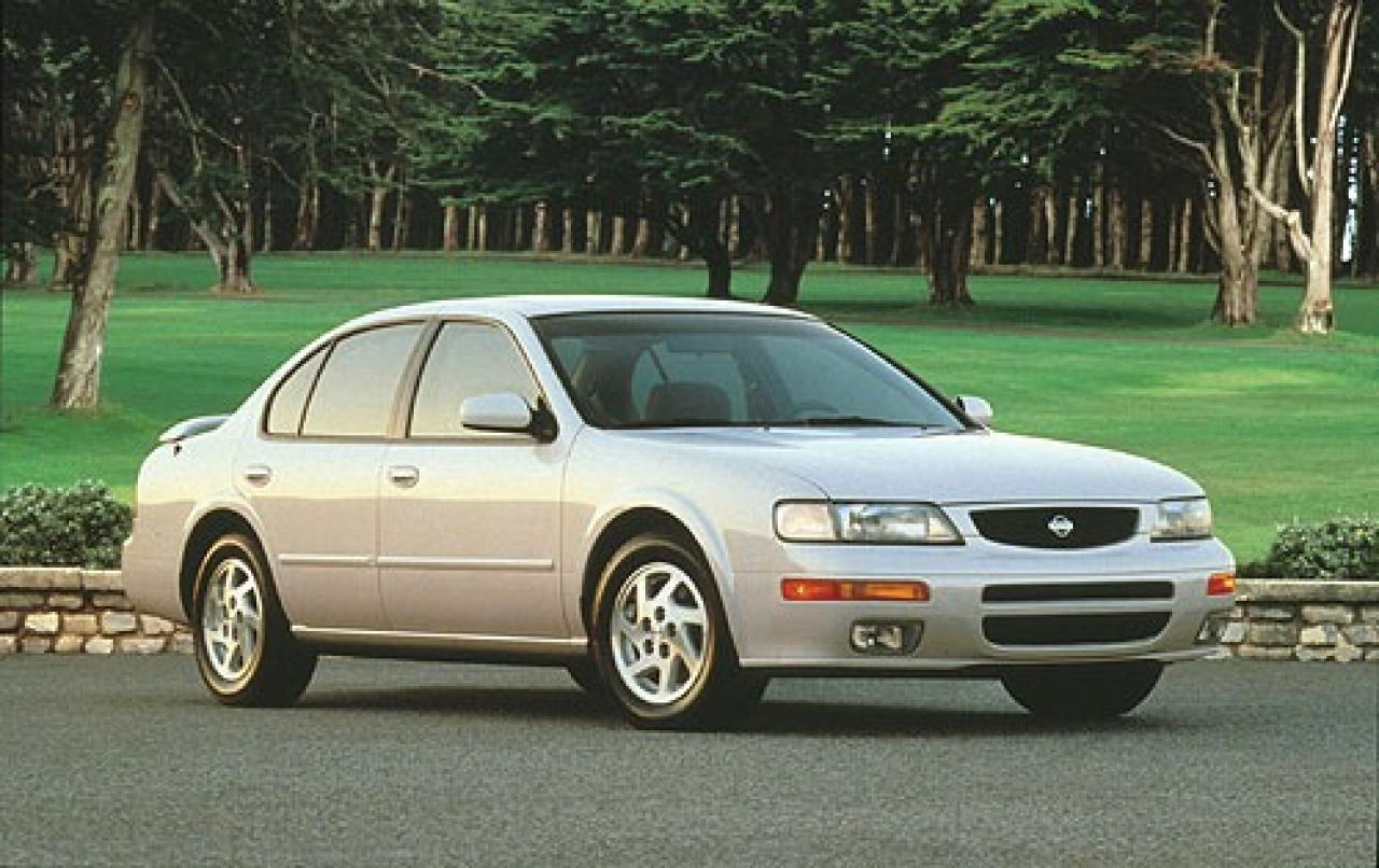 1996 nissan maxima information and photos zombiedrive. Black Bedroom Furniture Sets. Home Design Ideas