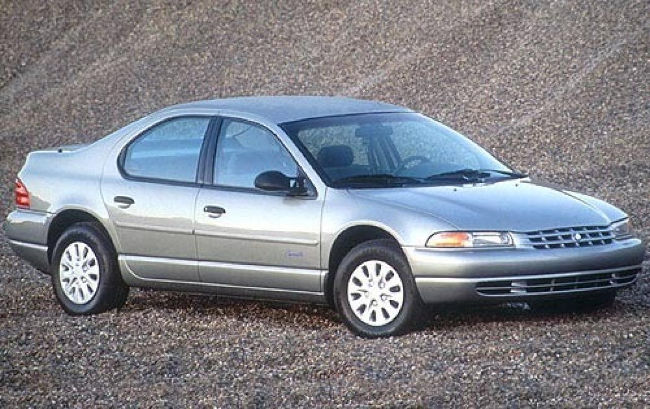 service manual  how fix replacement 1996 plymouth breeze