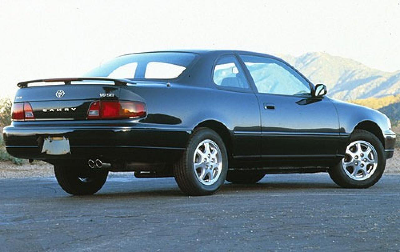 Elegant 800 1024 1280 1600 Origin 1996 Toyota Camry ...