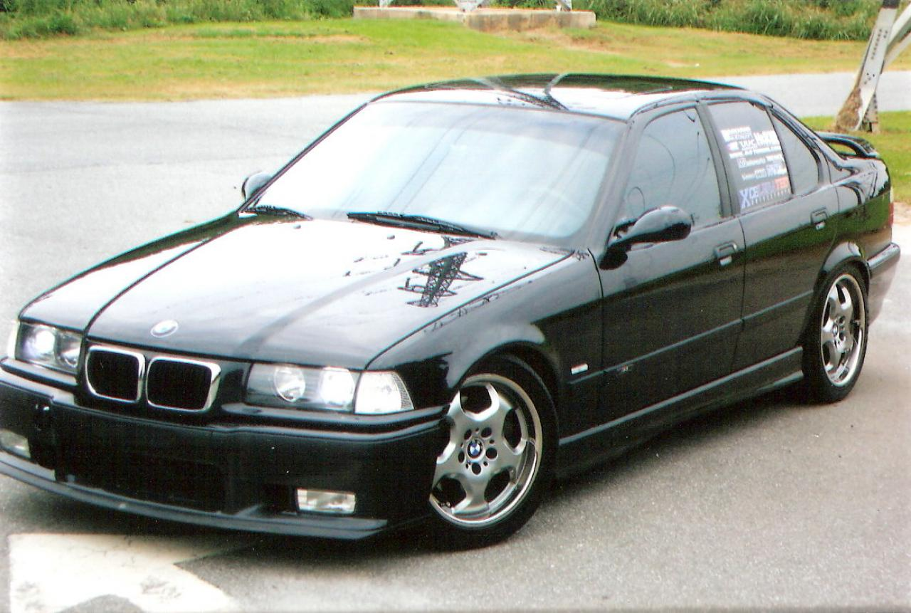 1997 bmw m3 information and photos zombiedrive. Black Bedroom Furniture Sets. Home Design Ideas