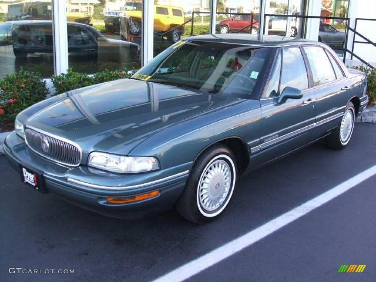 Buick Lesabre on 97 Buick Lesabre